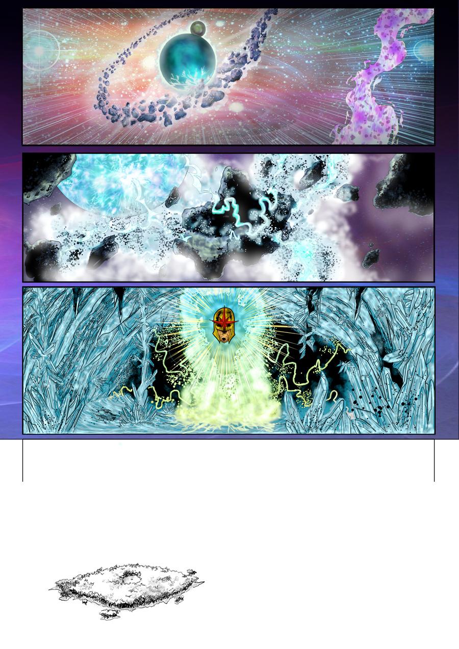 NOVA 619 PROLOGUE PAGE1 by Mich974