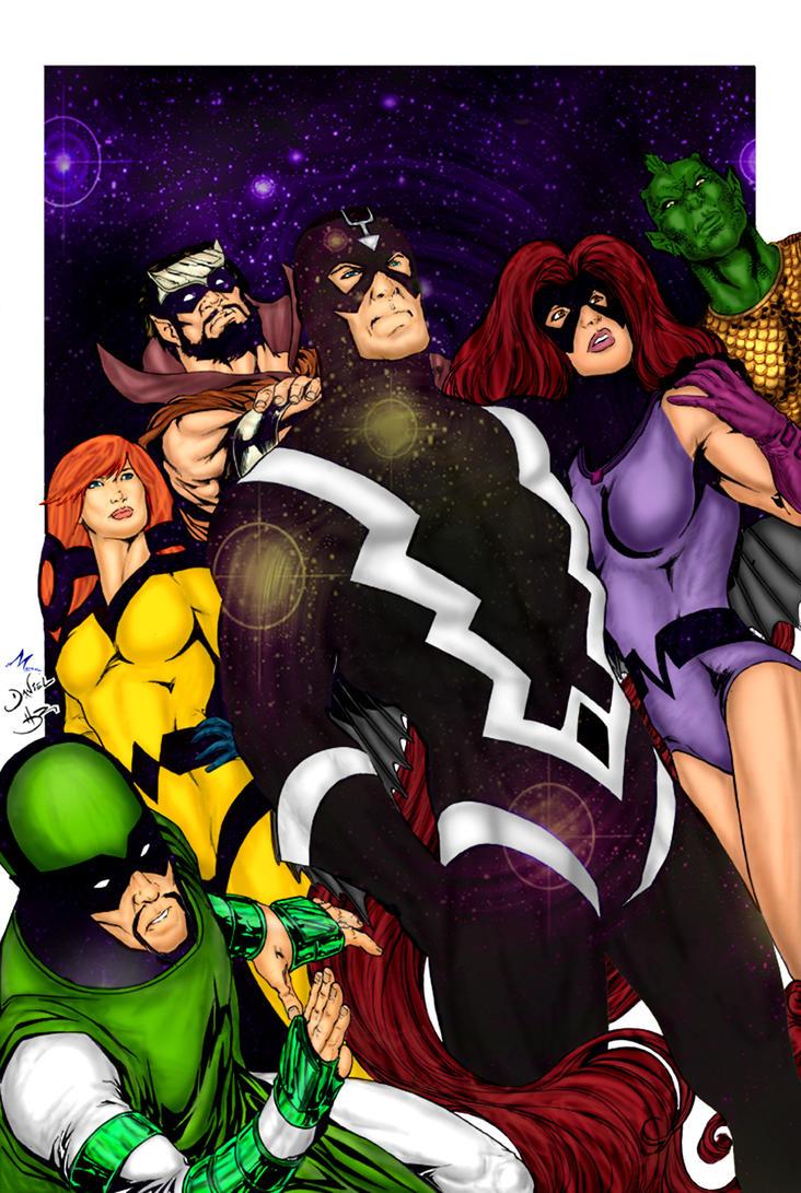 Medusalith Amaquelin Earth616  Marvel Database