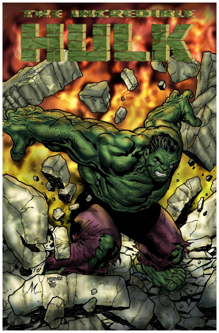 Hulk by Mich974