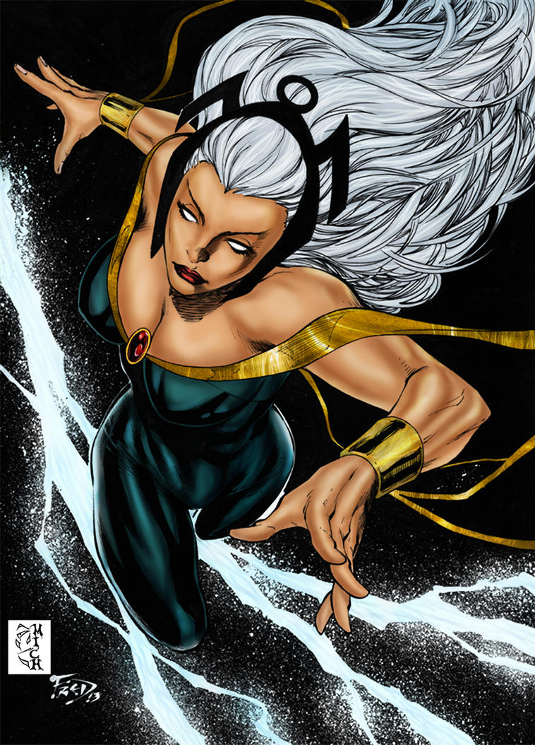 STORM by Mich974