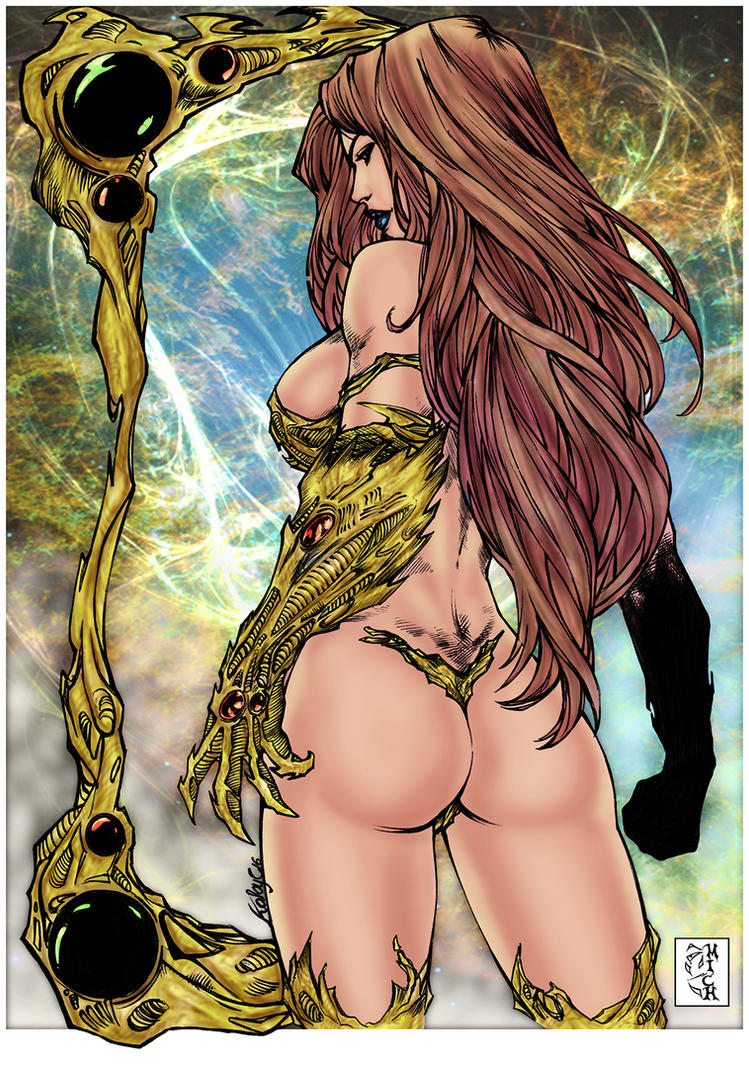 Witchblade by Mich974