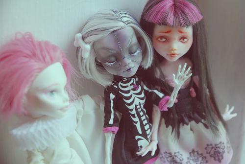 Alone, Bonnie and Gloom by Black-Cat-Kai