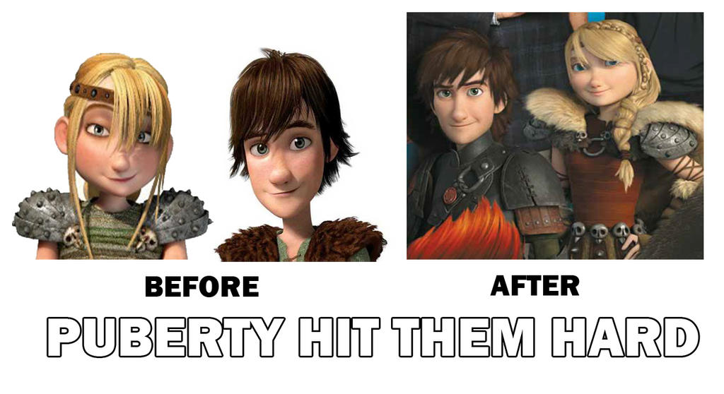 How to train your dragon before and after by rozeru chan on how to train your dragon before and after by rozeru chan ccuart Choice Image