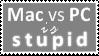 hi i'm a mac by Stampedes