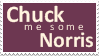 Chuck Norris by Stampedes