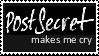 Post Secret by Stampedes