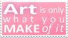 Art Is by Stampedes