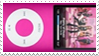 Pink iPod by Stampedes