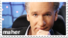 Bill Maher by Stampedes