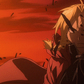 Edward Elric - Signature by Link-LeoB