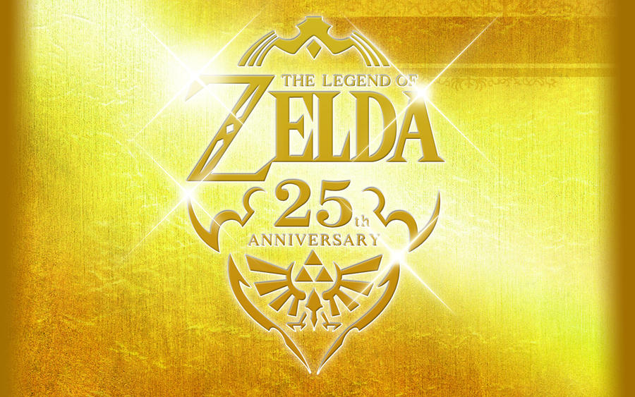 Zelda 25th Anniversary by Link-LeoB