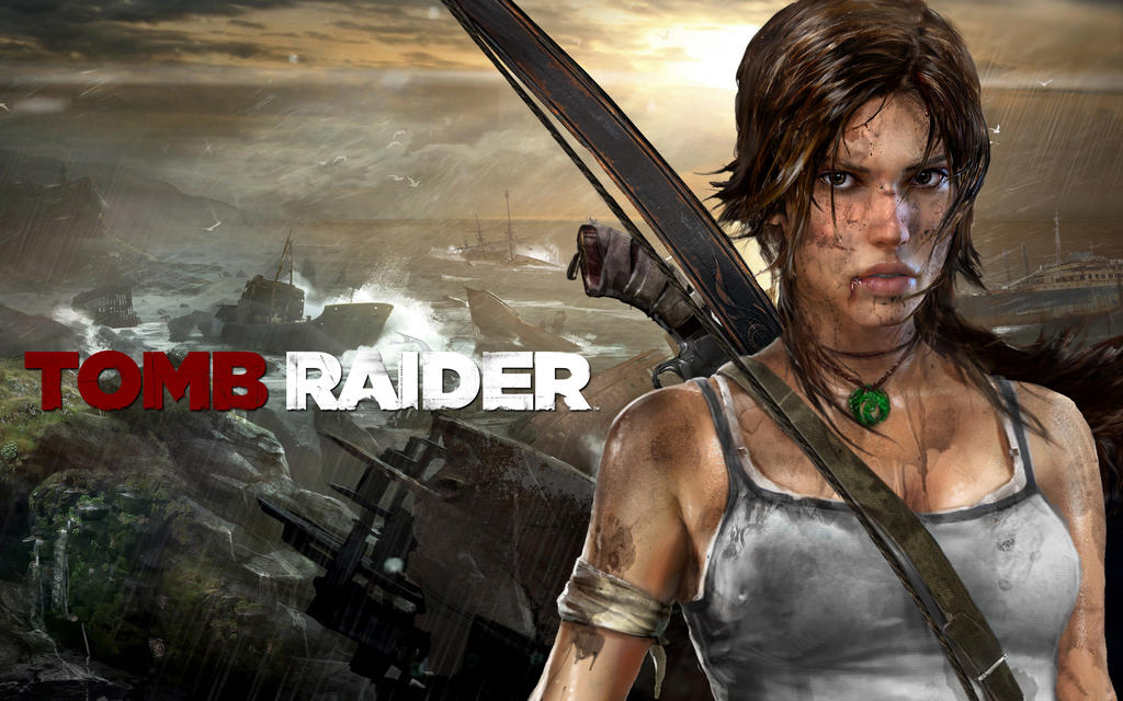Tomb Raider 2013 Wallpaper: Wallpaper 2 By Link-LeoB On DeviantArt