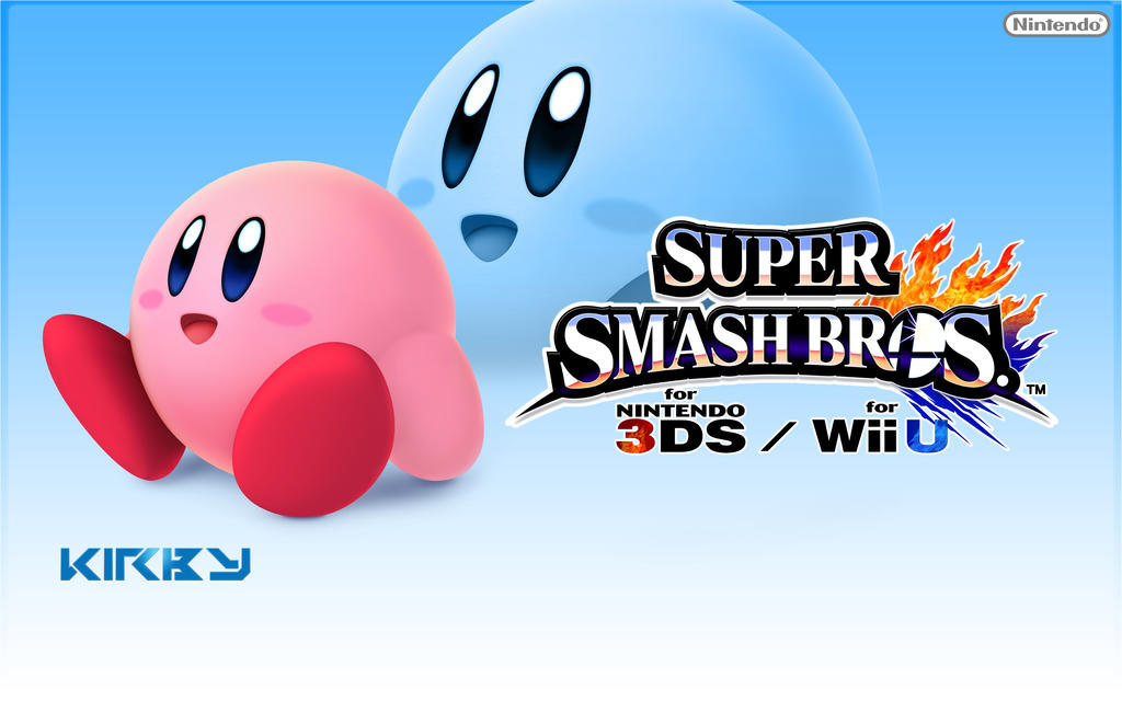Kirby Super Smash Bros Kirby - Super Smash Bros 2013