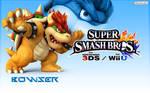 Bowser - Super Smash Bros 2013
