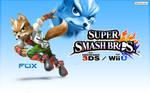 Fox - Super Smash Bros 2013