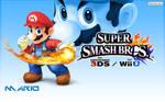 Fire Mario - Super Smash Bros 2013