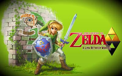TLoZ: A Link Between Worlds