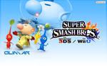 Olimar - Super Smash Bros 2013