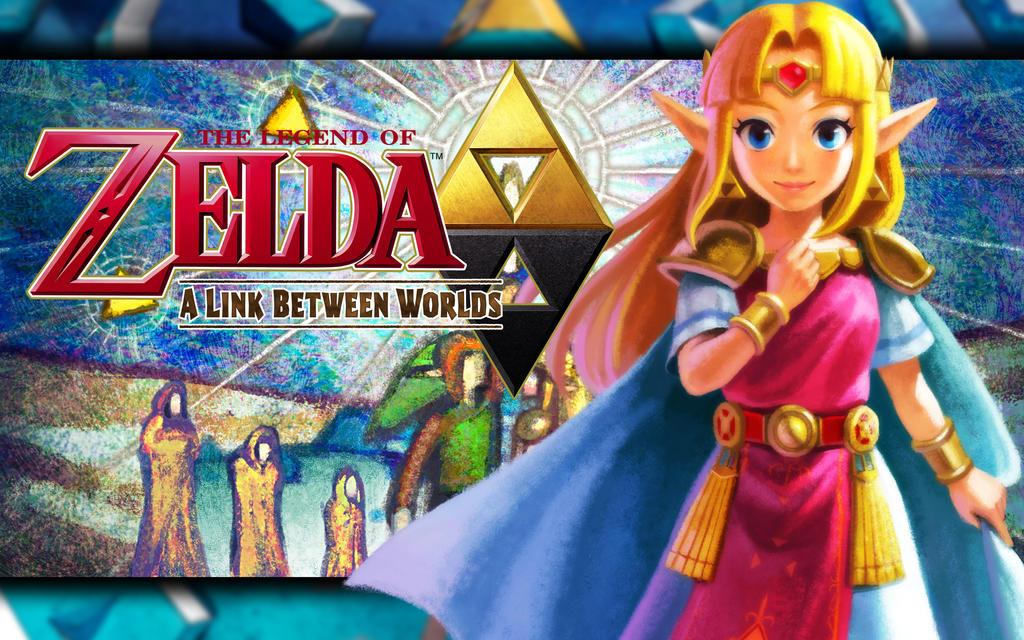 The Legend Of Zelda A Link Between Worlds Wallpaper 96469 Loadtve