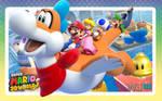 Plessie - Super Mario 3D World