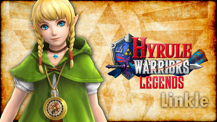 Hyrule Warriors - Linkle Wallpaper 1 by Link-LeoB