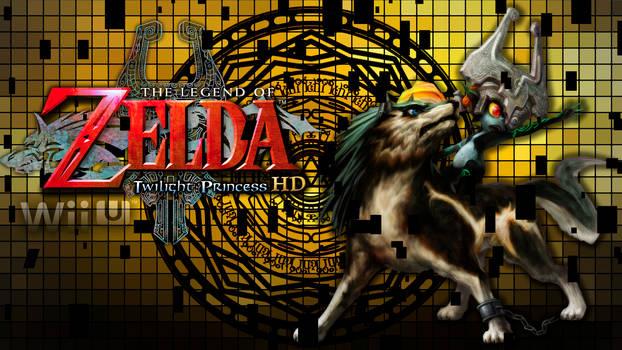 TLoZ Twilight Princess HD | Wolf Link