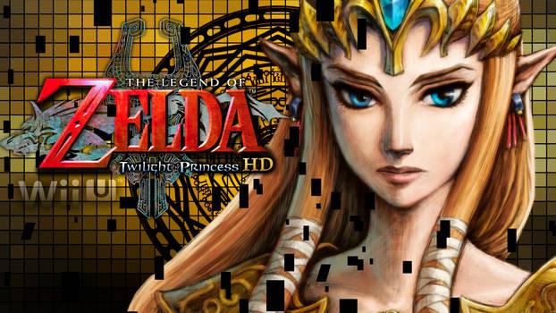 TLoZ Twilight Princess HD | Zelda Face