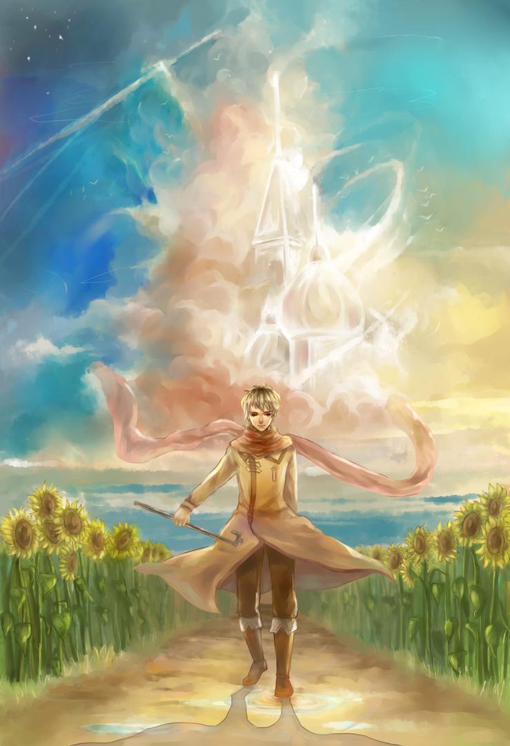 Aph Russia: Illusion by Fenrin-kun