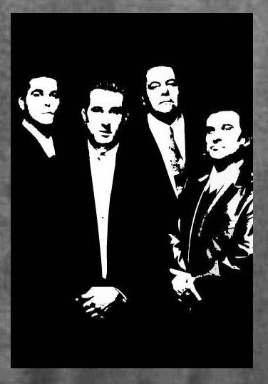 Goodfellas Painting -- 59.00 by Hodgy-Uk