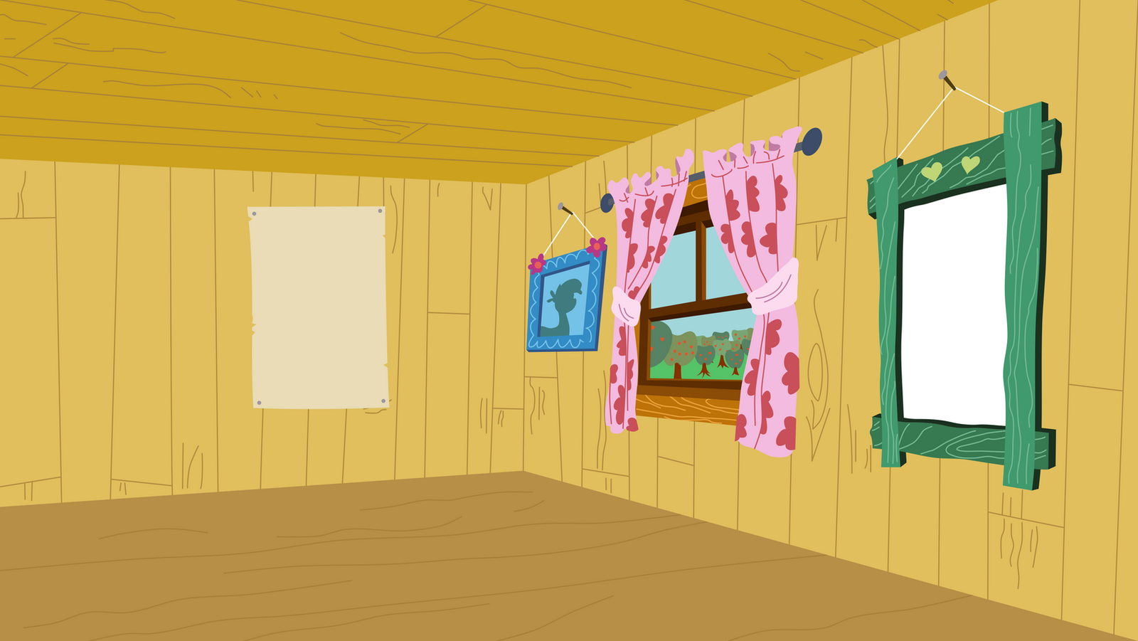 Cutie Mark Crusaders' Clubhouse by mandydax
