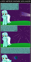 Lyra Explains the Lyrid Meteor Shower