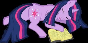 Sleeping Twilight by mandydax