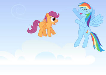Scoots and Dashie