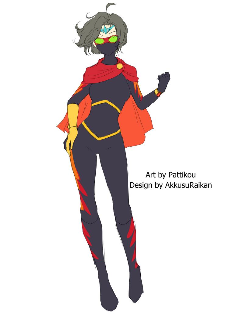 Negal V2 By Pattikou-dck8y7u by AkkusuRaikan