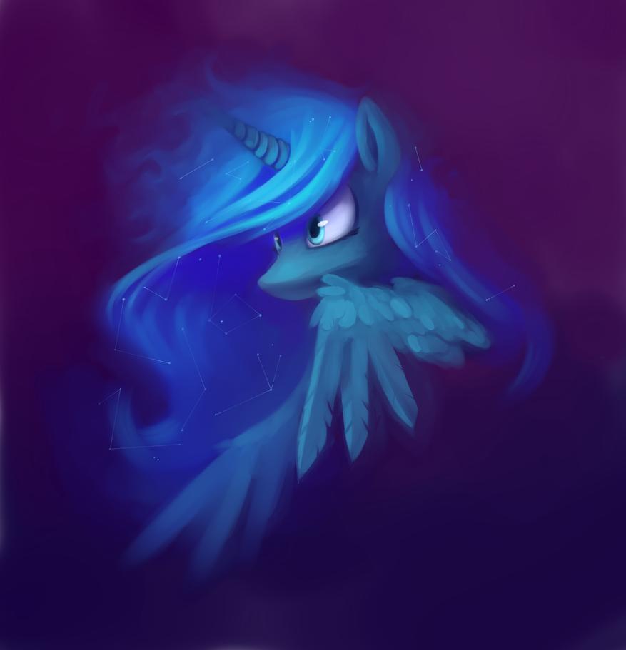 Luna by lilfunkman