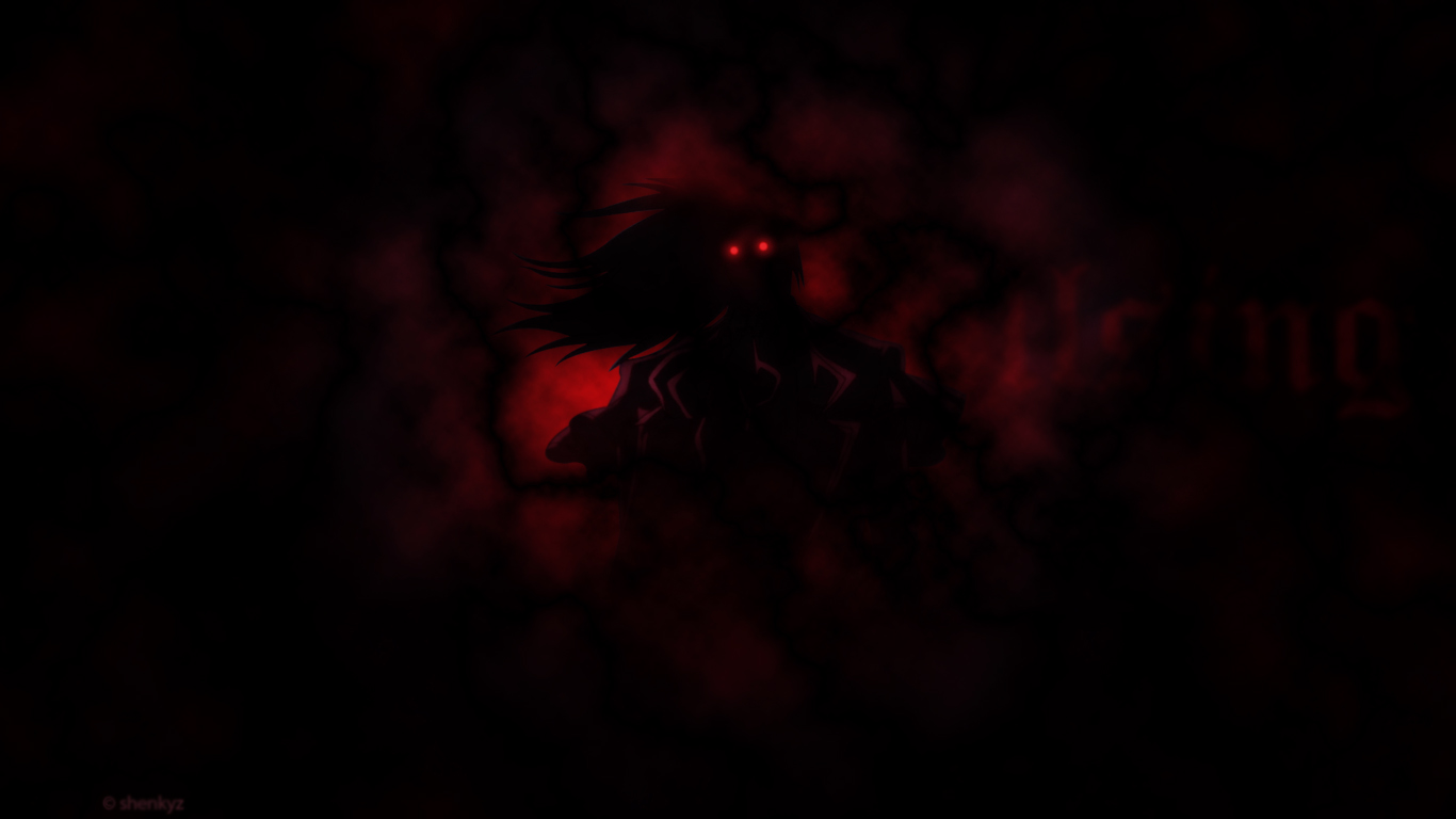 Hellsing Alucard Wallpaper by shenkyz on DeviantArt