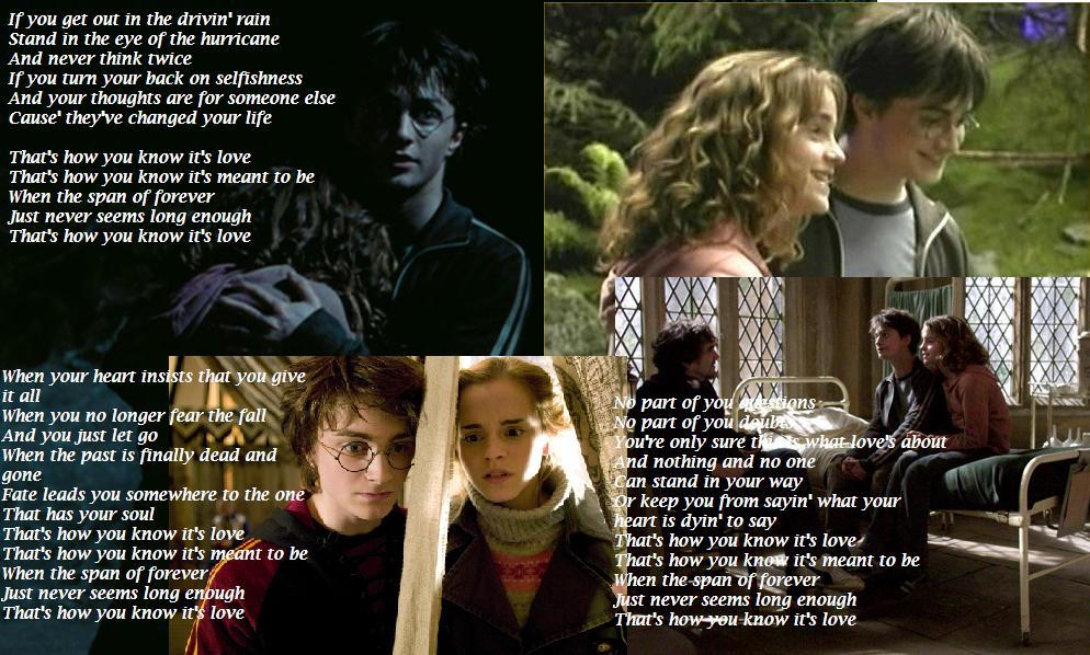 harry potter and hermione dating fanfiction Harry potter: fanfictionnet: more info: 2 pleasant surprises, welcomed changes: jokerswyld: harry potter: fanfictionnet: more info: 3 harry potter and the.