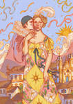 carnival lovers by mahtte