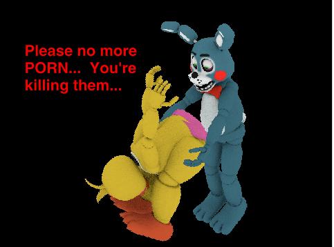 porn Toy toy bonnie x chica