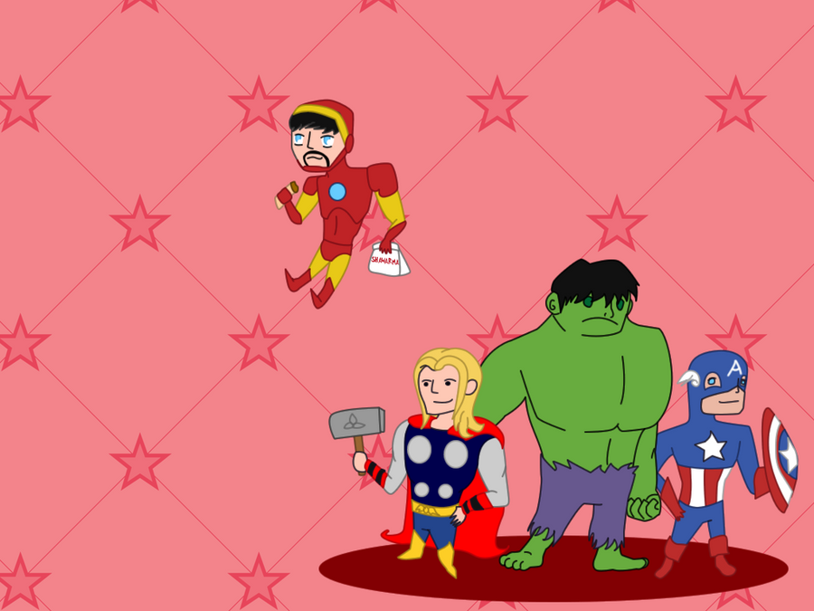 Earth's Tiniest Heroes by Swiftstart