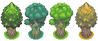 Tree Tiles by Seraa by LTSeraa