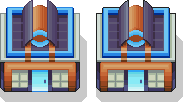 Commission to RianSky ~ Pokemon Market Tile by LTSeraa