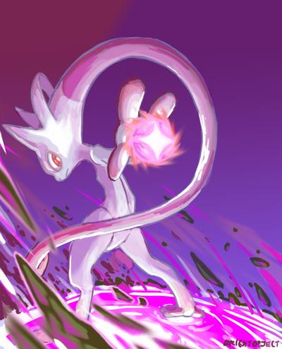 Smogon POTW: Mewtwo Y by hiddenpowerice