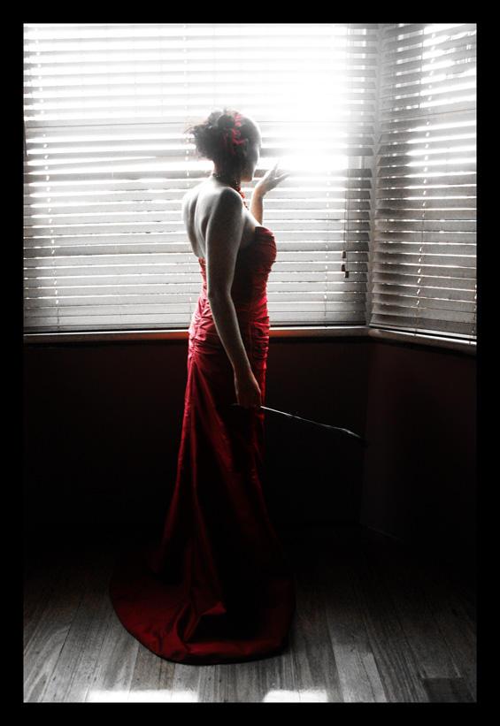 The wait... by Sharmos