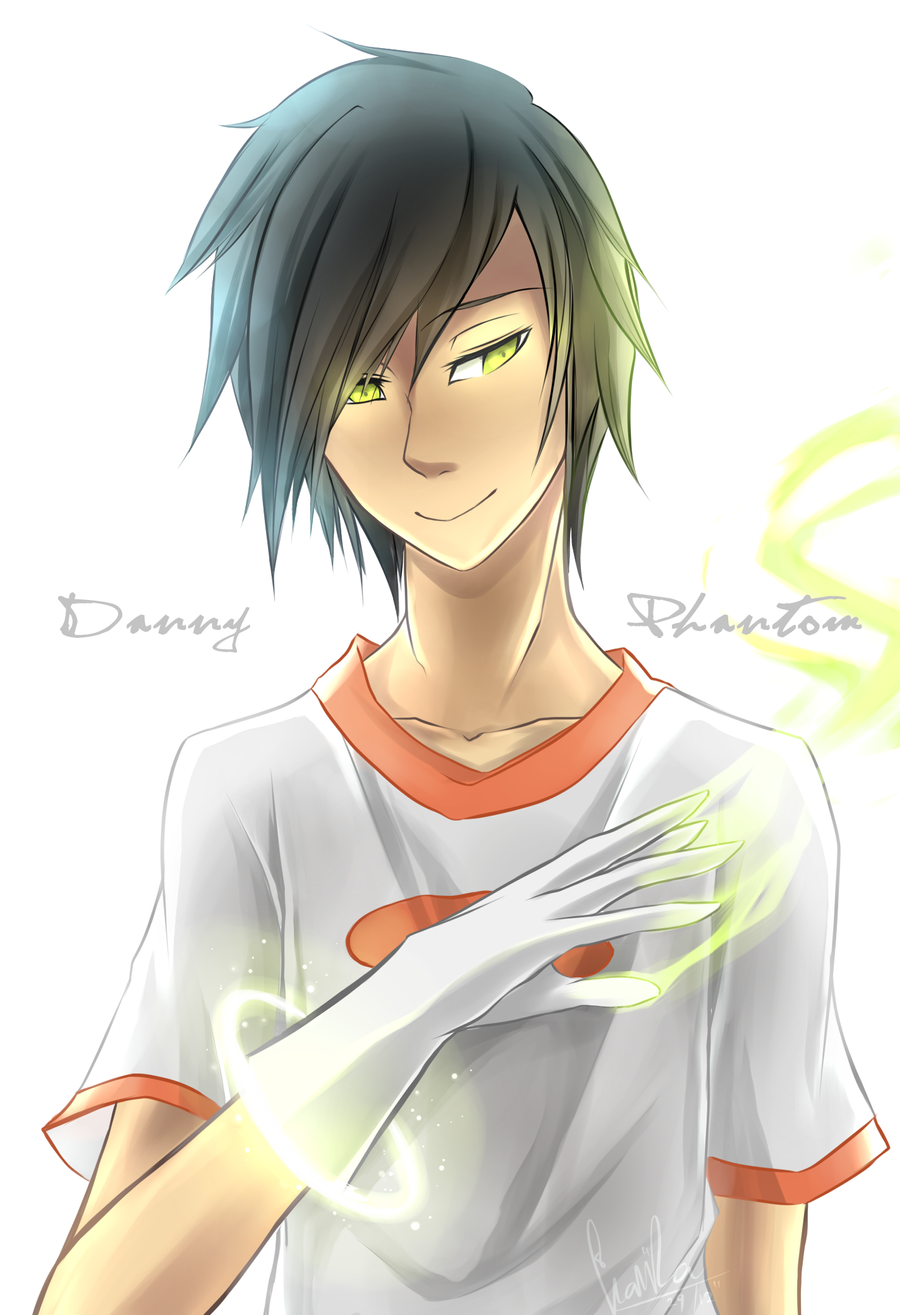 Danny Phantom favourites by PsychoticGhoul5221 on DeviantArt