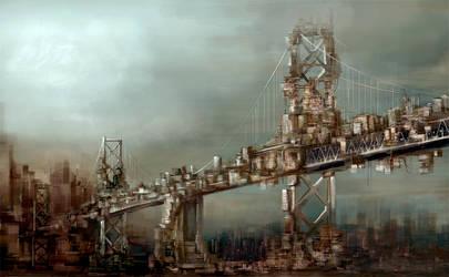 Bridge trilogy by DahliaInosensu