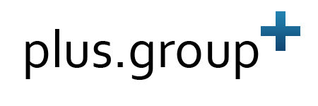 plus.group logo by vaksa