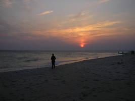 Sunset by vaksa