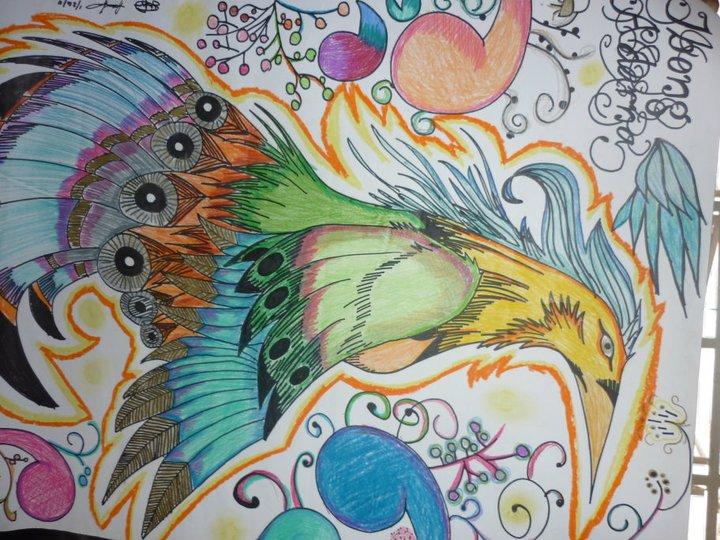 Ibong Adarna- Mystic Bird by iaintcrazy22