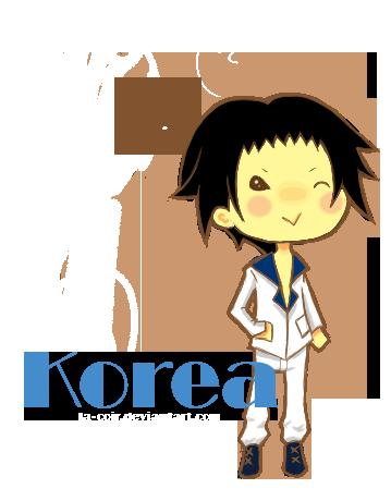 APH: Korea by la-coir